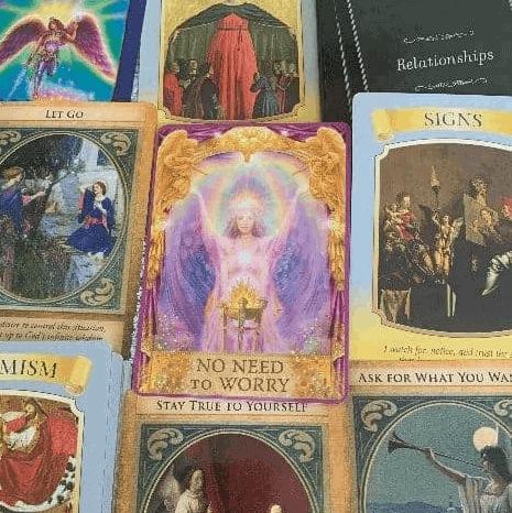 November Angelic Guidance