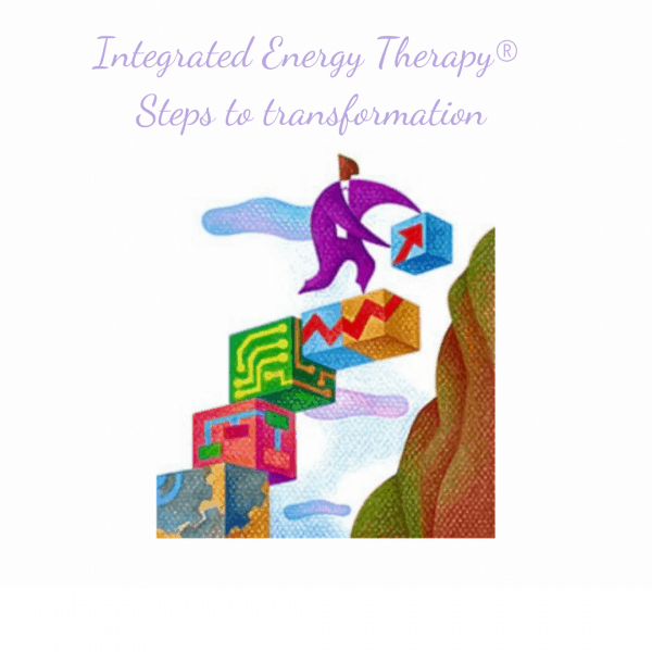 Integrated Energy Therapy Steps to transformation